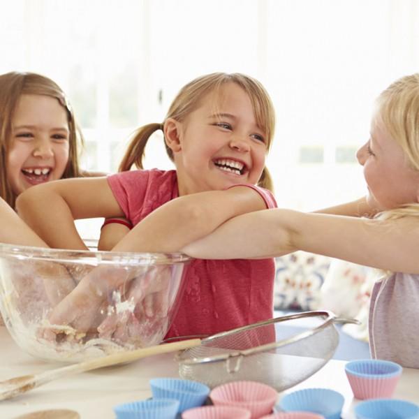 Cours de cuisine familiale avec des enfants Buffet Drummondville